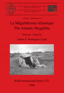 Cover image for Le Mégalithisme Atlantique / The Atlantic Megaliths