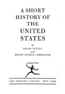 Cover image for A short history of the United States