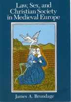 Cover image for Law, sex, and Christian society in medieval Europe