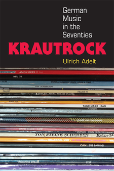 Cover image for Krautrock: German Music in the Seventies