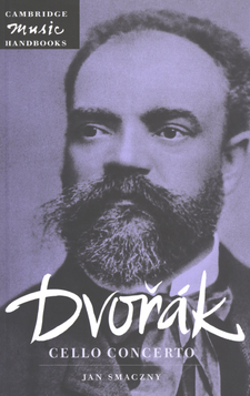 Cover image for Dvořák cello concerto