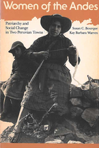 Cover image for Women of the Andes: Patriarchy and Social Change in Two Peruvian Towns