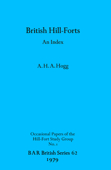 Cover image for British Hill-Forts: An Index