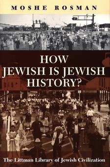 Cover image for How Jewish is Jewish history?