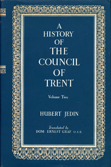 Cover for A history of the Council of Trent, Vol. 2
