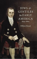 Cover image for Jews & gentiles in early America, 1654-1800