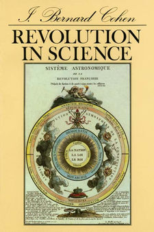 Cover image for Revolution in science