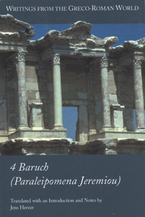 Cover image for 4 Baruch (Paraleipomena Jeremiou)