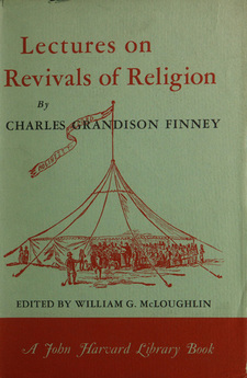 Cover image for Lectures on revivals of religion