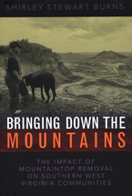 Cover image for Bringing down the mountains: the impact of mountaintop removal surface coal mining on southern West Virginia communities, 1970-2004