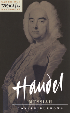Cover image for Handel, Messiah
