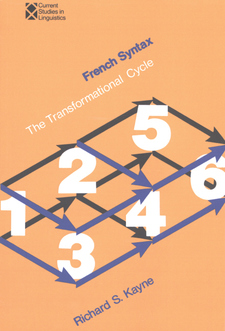 Cover image for French syntax: the transformational cycle