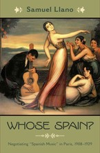 Cover image for Whose Spain?: negotiating