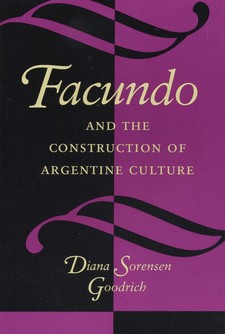 Cover for Facundo and the construction of Argentine culture