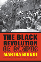 Cover image for The Black revolution on campus