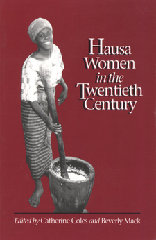 Cover image for Hausa women in the twentieth century