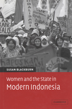 Cover image for Women and the state in modern Indonesia