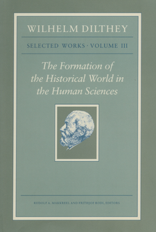 Cover image for The formation of the historical world in the human sciences