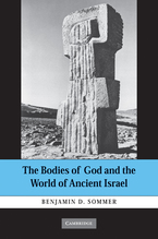 Cover image for The bodies of God and the world of ancient Israel