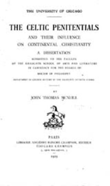 Cover image for The Celtic penitentials and their influence on continental Christianity