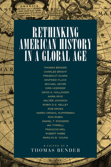 Cover image for Rethinking American history in a global age