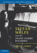 Cover image for Stefan Wolpe and the avant-garde diaspora