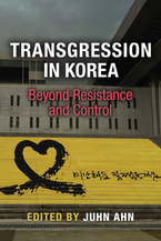 Cover image for Transgression in Korea: Beyond Resistance and Control