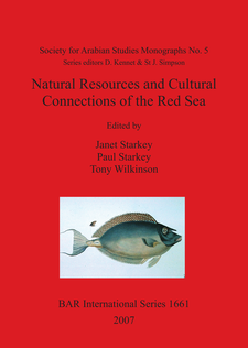 Cover image for Natural Resources and Cultural Connections of the Red Sea