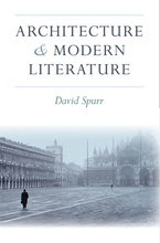 Cover image for Architecture and Modern Literature