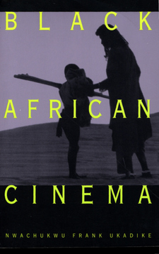 Cover image for Black African cinema