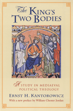 Cover image for The king's two bodies: a study in mediaeval political theology