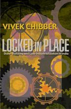 Cover image for Locked in place: state-building and late industrialization in India