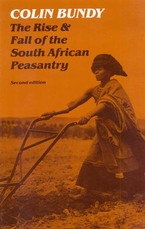 Cover image for The rise and fall of the South African peasantry
