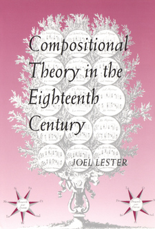Cover image for Compositional theory in the eighteenth century