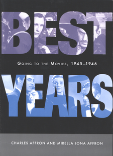 Cover image for Best years: going to the movies, 1945-1946