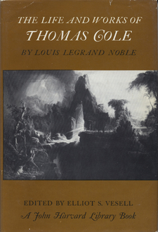 Cover image for The life and works of Thomas Cole