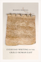 Cover image for Everyday writing in the Graeco-Roman East