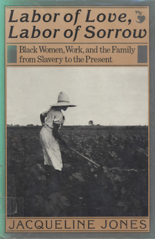 Cover image for Labor of love, labor of sorrow: Black women, work, and the family from slavery to the present