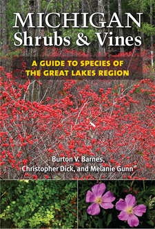 Cover image for Michigan Shrubs and Vines: A Guide to Species of the Great Lakes Region