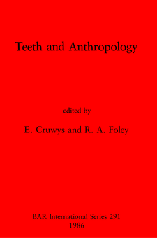 Cover image for Teeth and Anthropology