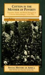 Cover image for Cotton is the mother of poverty: peasants, work, and rural struggle in colonial Mozambique, 1938-1961
