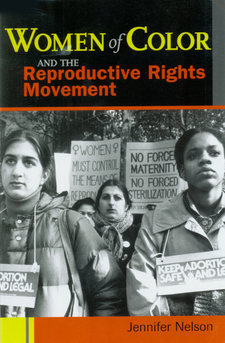 Cover image for Women of color and the reproductive rights movement