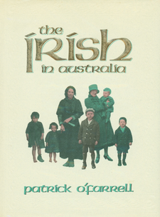 Cover image for The Irish in Australia