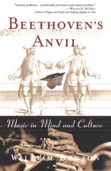 Cover image for Beethoven's anvil: music in mind and culture