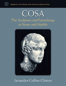 Cover image for Cosa: The Sculpture and Furnishings in Stone and Marble