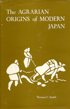 Cover image for The agrarian origins of modern Japan