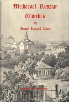 Cover for Mediaeval Russian churches