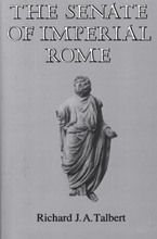 Cover image for The Senate of Imperial Rome