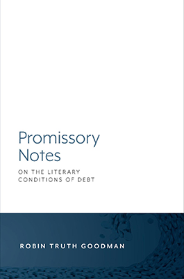 Cover image of Robin Truth Goodman's Promissory Notes